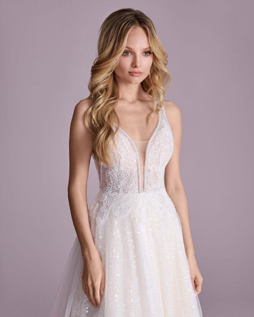 Suknia ślubna glamour Elizabeth Passion model 4414T V1
