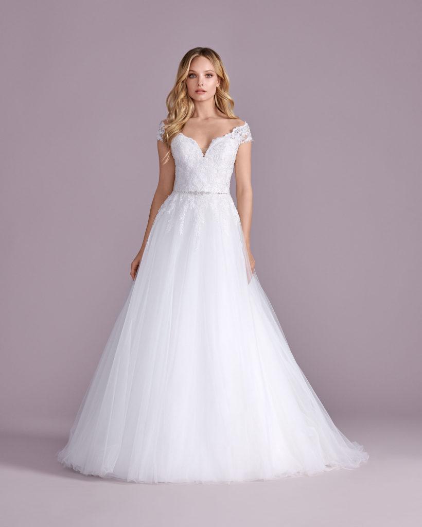 Suknia ślubna hiszpanka Elizabeth Passion model 4501T